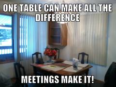 Meetings Make It