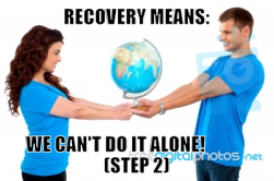 Step 2 Recovery